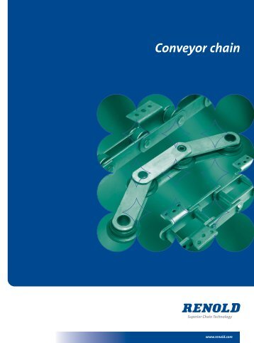 Renold Conveyor Chain catalogue