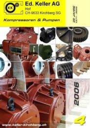 JUROP PNR - Ed. Keller AG, Kirchberg
