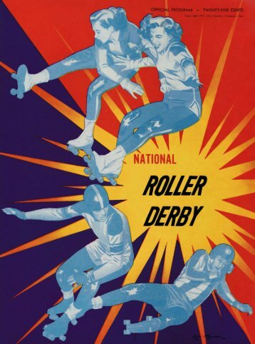 National Roller Derby Official Program 1951 (D&M).pdf