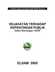 ELSAM 2005