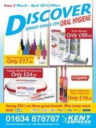 Kent-Express-Dental-Supplies-March-April-Oral-Hygiene