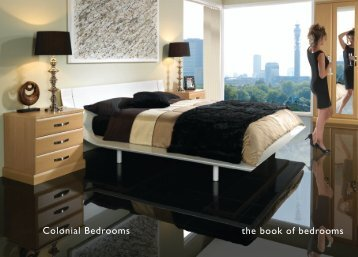 the book of bedrooms Colonial Bedrooms - Canterbury Kitchens