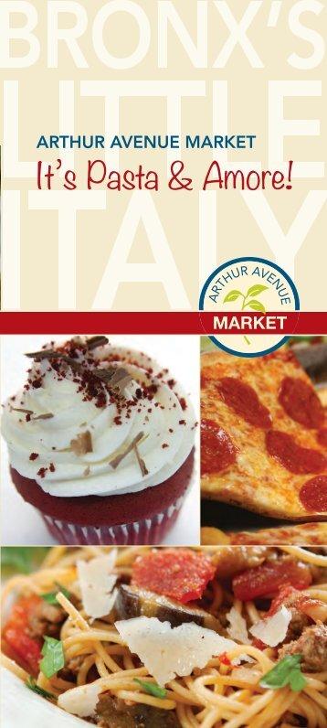 Arthur Avenue Market Brochure - NYCEDC