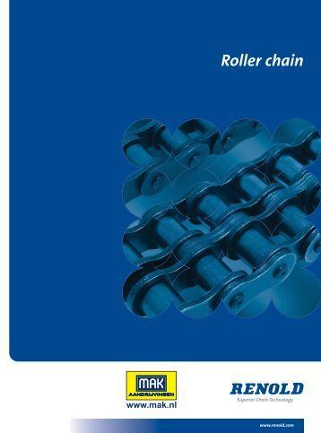Renold Roller Chain European