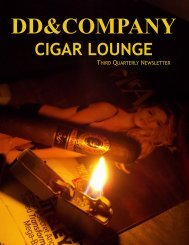 dd&company cigar lounge - Home