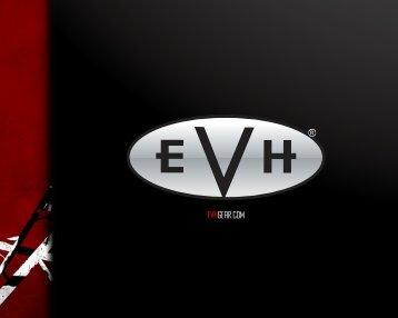 EVH Gear Catalog