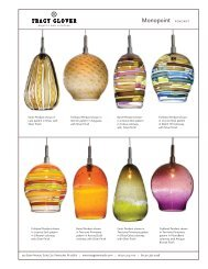 Monopoint PENDANT - Tracy Glover
