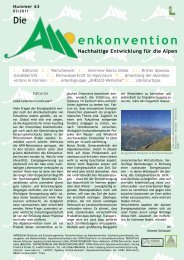 enkonvention - CIPRA