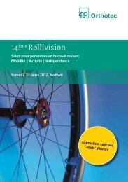 14ème Rollivision - Invacare AG