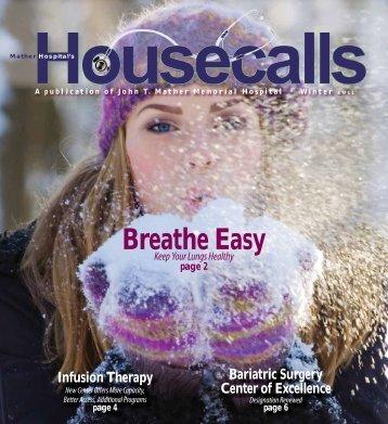 Breathe Easy - John T. Mather Memorial Hospital