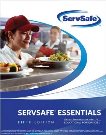 Download a PDF file - ServSafe