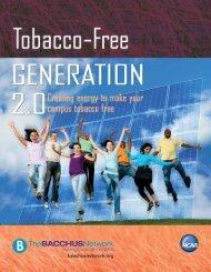 Tobacco-Free Generation 2.0 - TobaccoFreeU.org