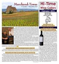 February - Hi-Time Wine Cellars