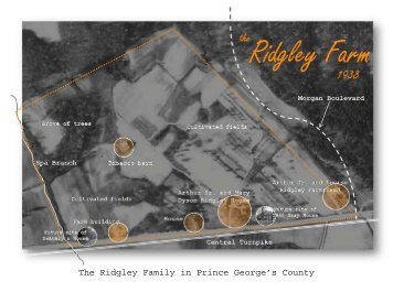 The Ridgley Family in Prince George's County