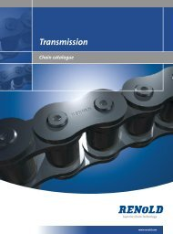 Transmission Chain catalogue