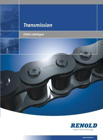 Transmission Chain catalogue