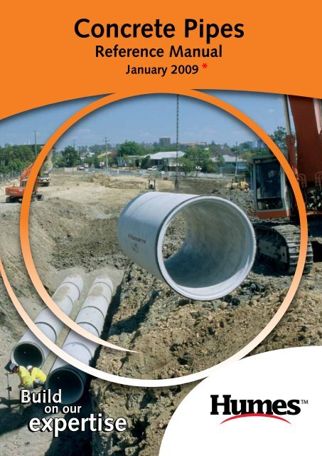Concrete Pipe Manual Humes