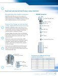 SB Series SprayDry® Nozzles With Hand Tight and Maximum Free ... - Page 3