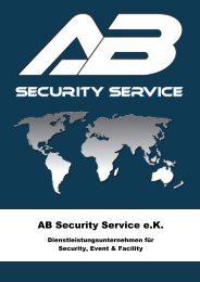 AB Security Service e.K.