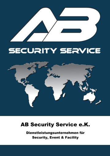 AB Security Service e.K.