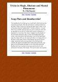 Tricks in Magic, Illusions and Mental Phenomena - Umclidet - Page 5