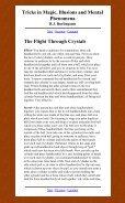 Tricks in Magic, Illusions and Mental Phenomena - Umclidet - Page 7