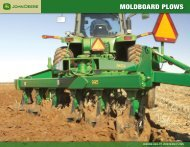 Moldboard Plows Brochure - Holland & Sons, Inc.