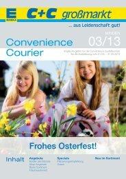 Convenience Courier - SPAR Convenience