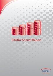 STADA Annual Report 2012 - STADA Arzneimittel AG