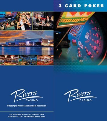 3 card poker at rivers casino