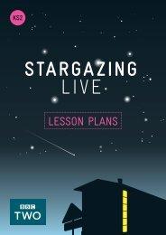 BBC Stargazing Live: KS2 Lesson plans