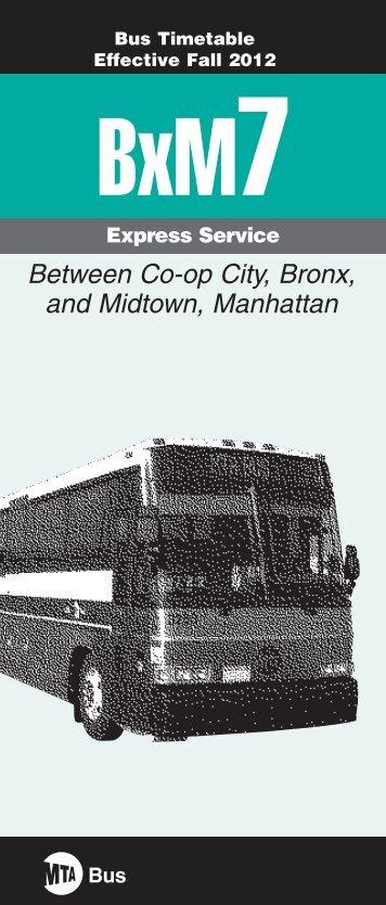 590-12 bxm7 m&s_541-05 bxm7 m&s - MTA.info