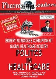 the unholy nexus of doctors & pharma companies - Pharma Leaders