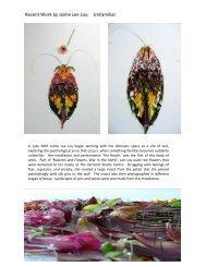 Recent Work by Jaime Lee Loy: UnFamiliar