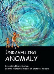 Unravelling Anomaly - the Equal Rights Trust