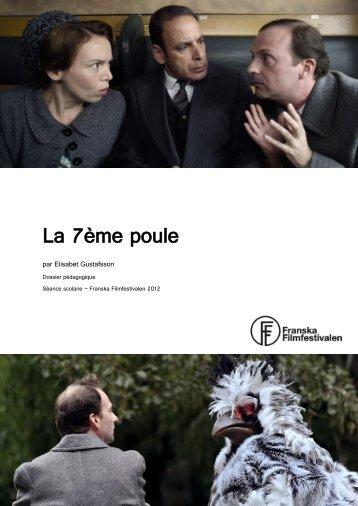 La 7ème poule - Franska Filmfestivalen