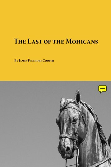 The Last of the Mohicans - Planet eBook