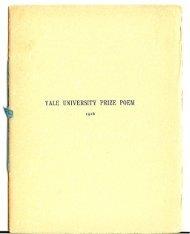 1916-Portraits-Yale-Prize-Poem-by-John-Chipman