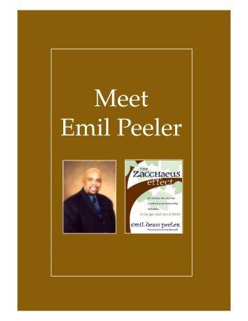 Meet Emil Peeler - Pacific Press