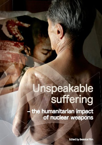 Unspeakable suffering - ICAN Civil Society Forum