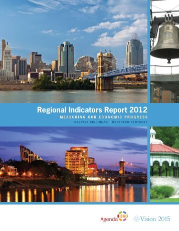 regional indicators report 2012 - Facts Matter - University of Cincinnati