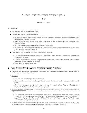 COURS SUR ALGEBRA DE BOOLE PDF