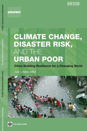climate change, disaster risk - Open Knowledge Repository - World ...