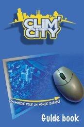 Guide book - Clim City - Cap Sciences