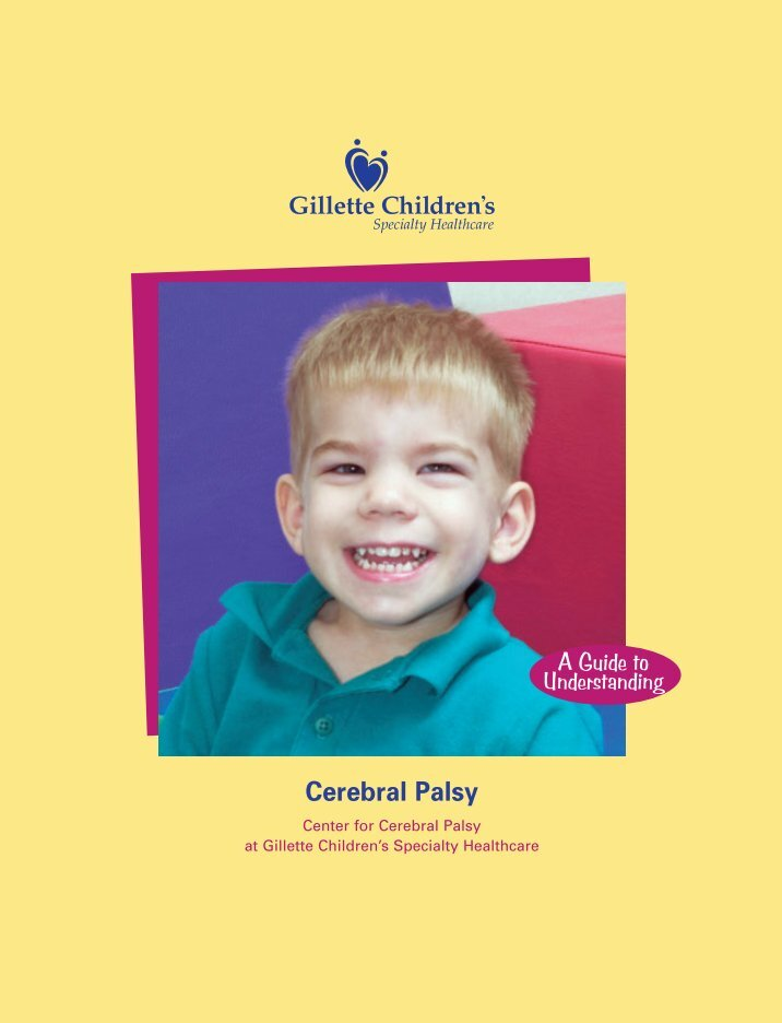 cerebral palsy case study child Cerebral palsy helped with chiropractic care, four case studies by dr dan van roon • september 2nd, 2009 four documented case studies were published in the june issue of the scientific periodical, the journal of vertebral subluxation research.