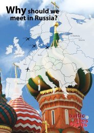 Why Russia? - Baltic Blues Events