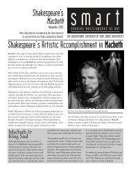 Macbeth - Bob Jones University