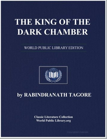 the king of the dark chamber - World eBook Library - World Public ...