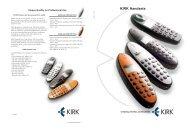 KIRK Handsets - Phone Master