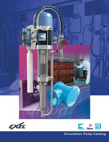 Circulation Pumps - Kremlin Rexson Sames